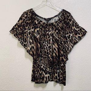 🍀Thalia Sodi batwing sleeve blouse size S